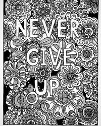 Never Give Up by Eveint