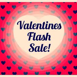 Valentines FLASH SALE SPECIAL!!! by Eveint