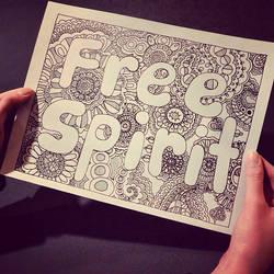 Free Spirit by Eveint