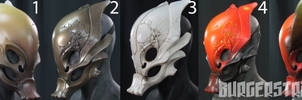 Djinn Masks