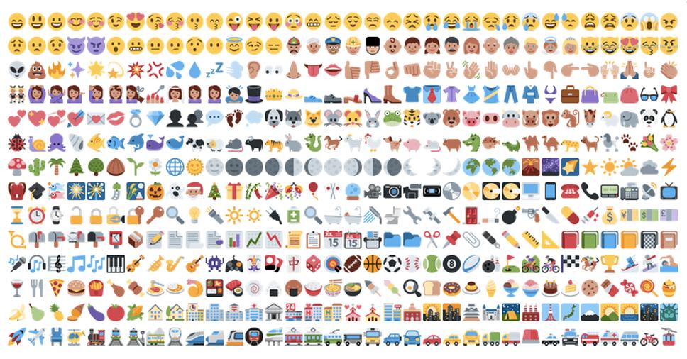 All Twitter Emojis By Flayh On Deviantart