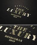 Free Luxury Logo MockUp