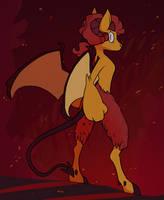 demon by cadaverhaver