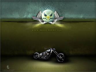 Wallpaper Brazil Riders by misticdragon21