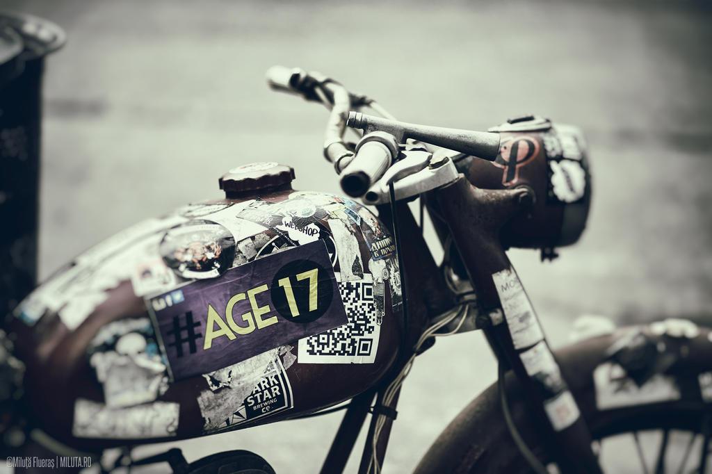 Vintage Bike by miluta