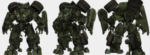 Longhaul from Transformers: Revenge of the Fallen