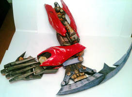 18-2 Mirage (Dino) papercraft by dmitry280