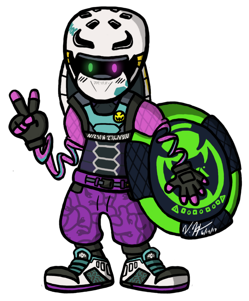 Kid Cobra Chibi By Lexiathecat On DeviantArt
