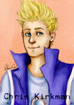 Chris from Bravest Warriors by Fox-Angel2
