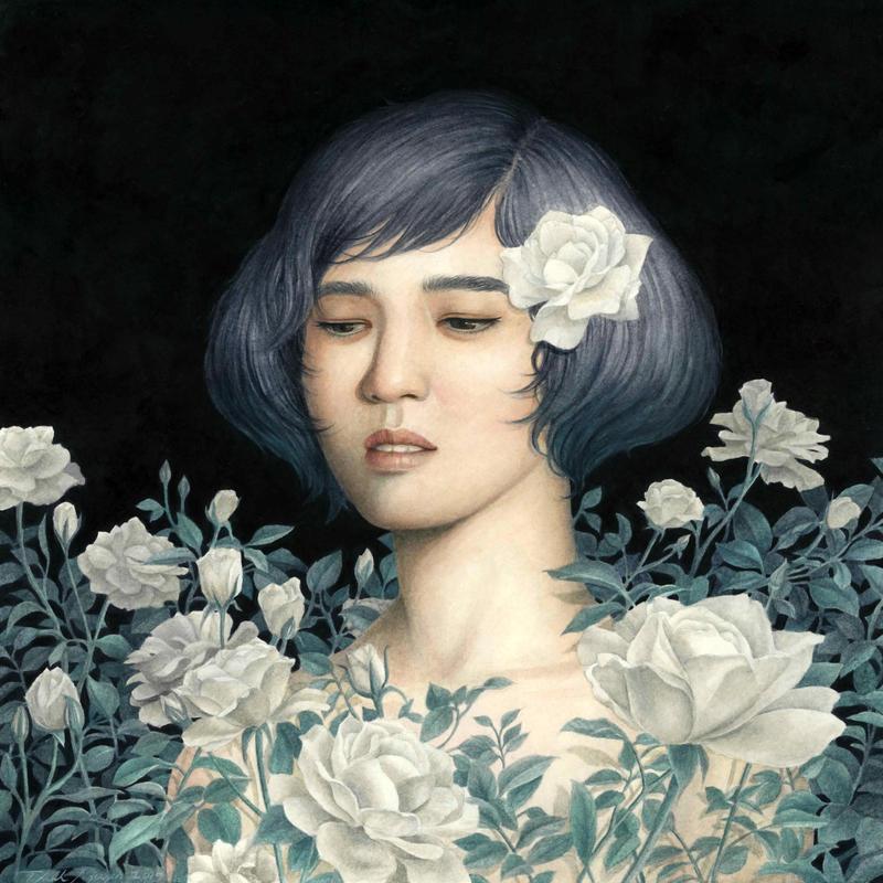 La Primavera De La Noche by thinhnguyenart