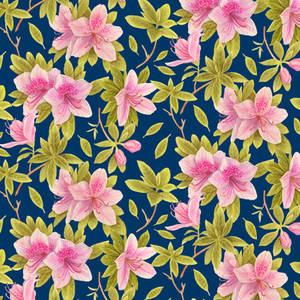 Azaleas Pattern