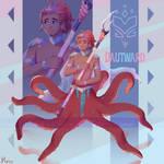 {ADOPT} Dautward - Prince of the Oceans. OPEN