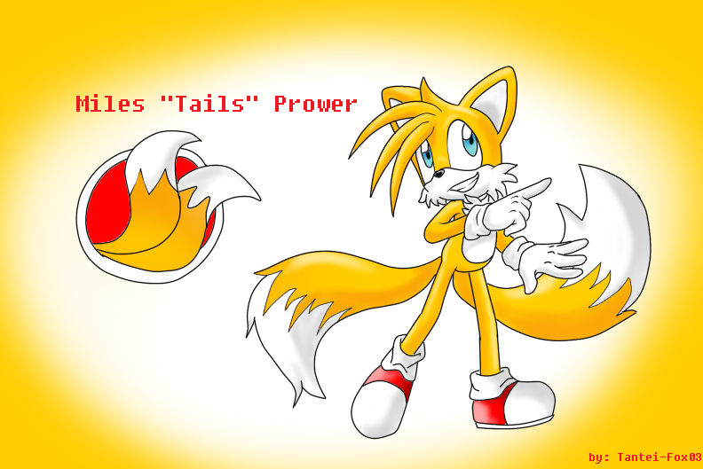 Miles Tails Prower 2 by tantei-fox03