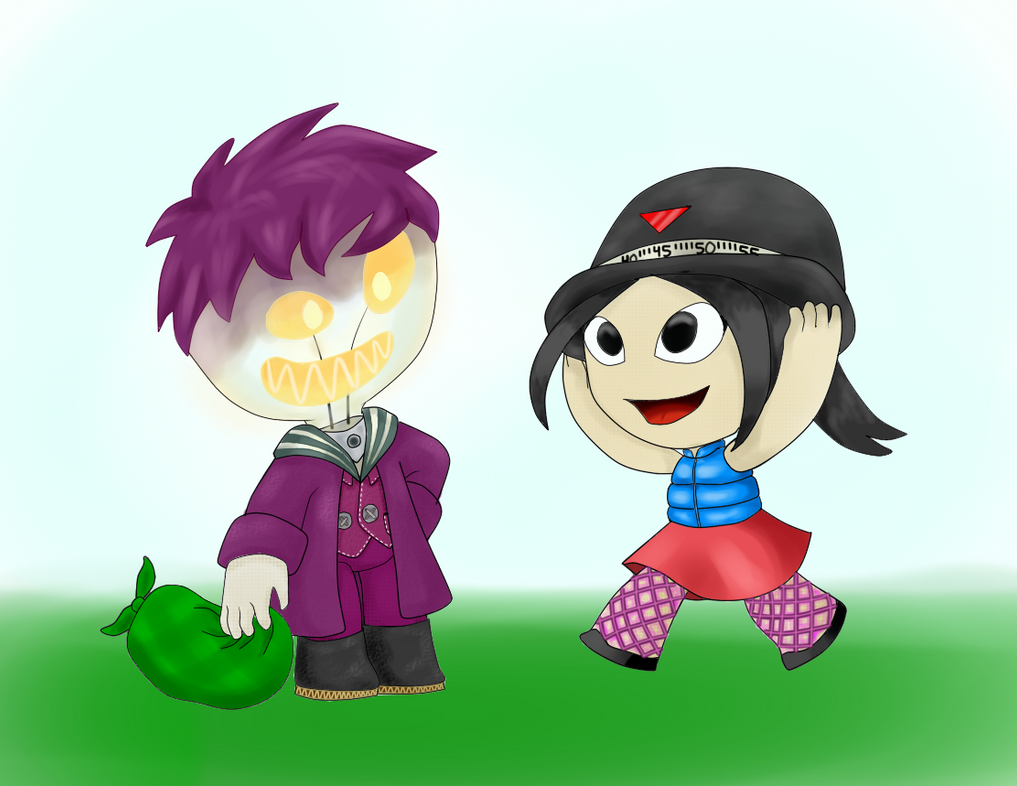 Little Big Planet 3 - hat exchange by tantei-fox03