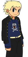 Kanji Tatsumi from Persona 4