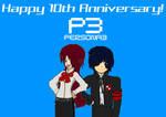 Persona 3 10th Anniversary