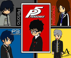 Persona Saga Image 1