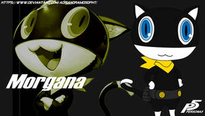 Morgana from Persona 5 - ID Image 1 by AdrianoRamosOfHT