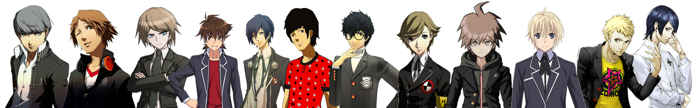 Adriano's Anime gang (Updated)