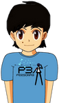 Adriano Ramos as The Persona 3 Fan by AdrianoRamosOfHT