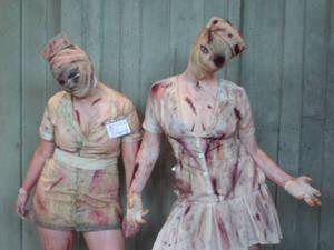 Silent Hill Nurse's 2
