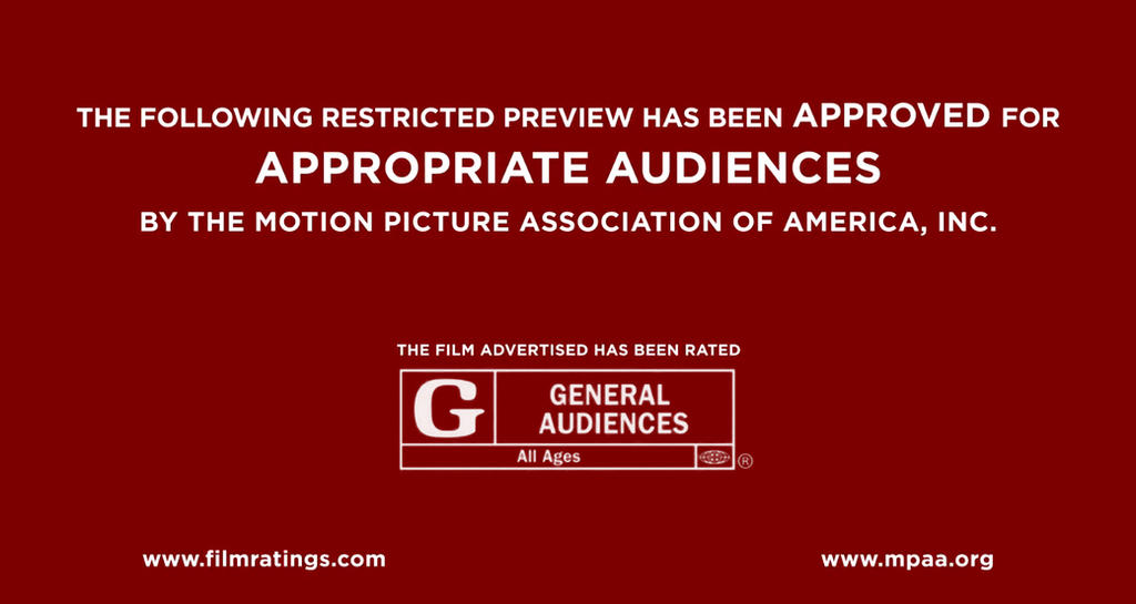 Red Band Trailer Warning For G Rated Movie Spoof By T Newton