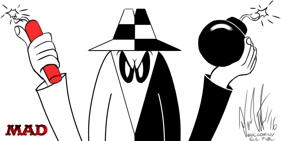 Mad Political Cartoon >> A Tribute to Spy vs. Spy by T-Newton on DeviantArt