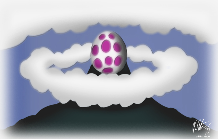 The Egg of the Wind Fish by T-Newton