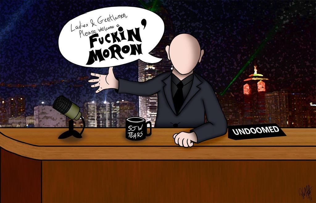 Undoomed Fanart by T-Newton