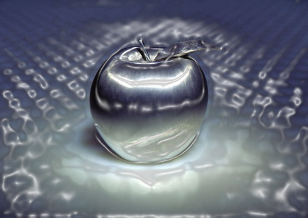 Apple platoic_pizte by Apple-Group