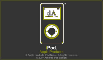 iPodDesign_Ausious by Apple-Group