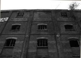 Dead building by AMPhitheatre
