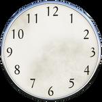 Vintage clock for OD