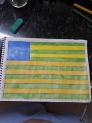 brazilain republican flag