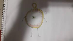 A Alive Clock