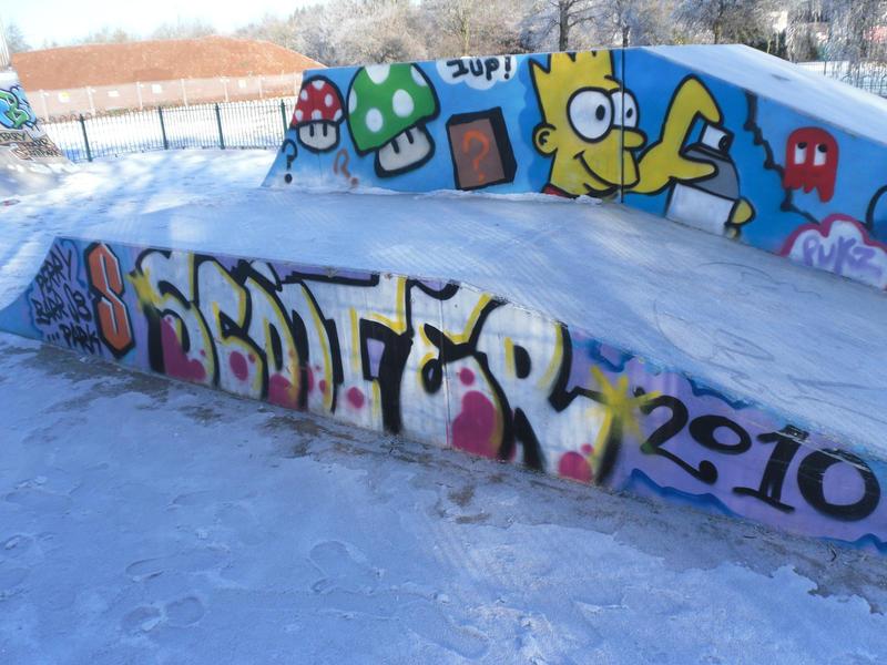Skate park graffiti art 3 by krissienekochan on deviantart skate park graffiti art 3 by krissienekochan altavistaventures Image collections