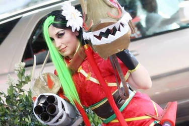JinX Firecracker by hiroe32