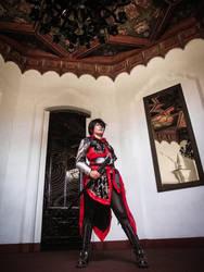 assassins creed chronicles china by hiroe32