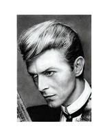 David Bowie by IrisBouman