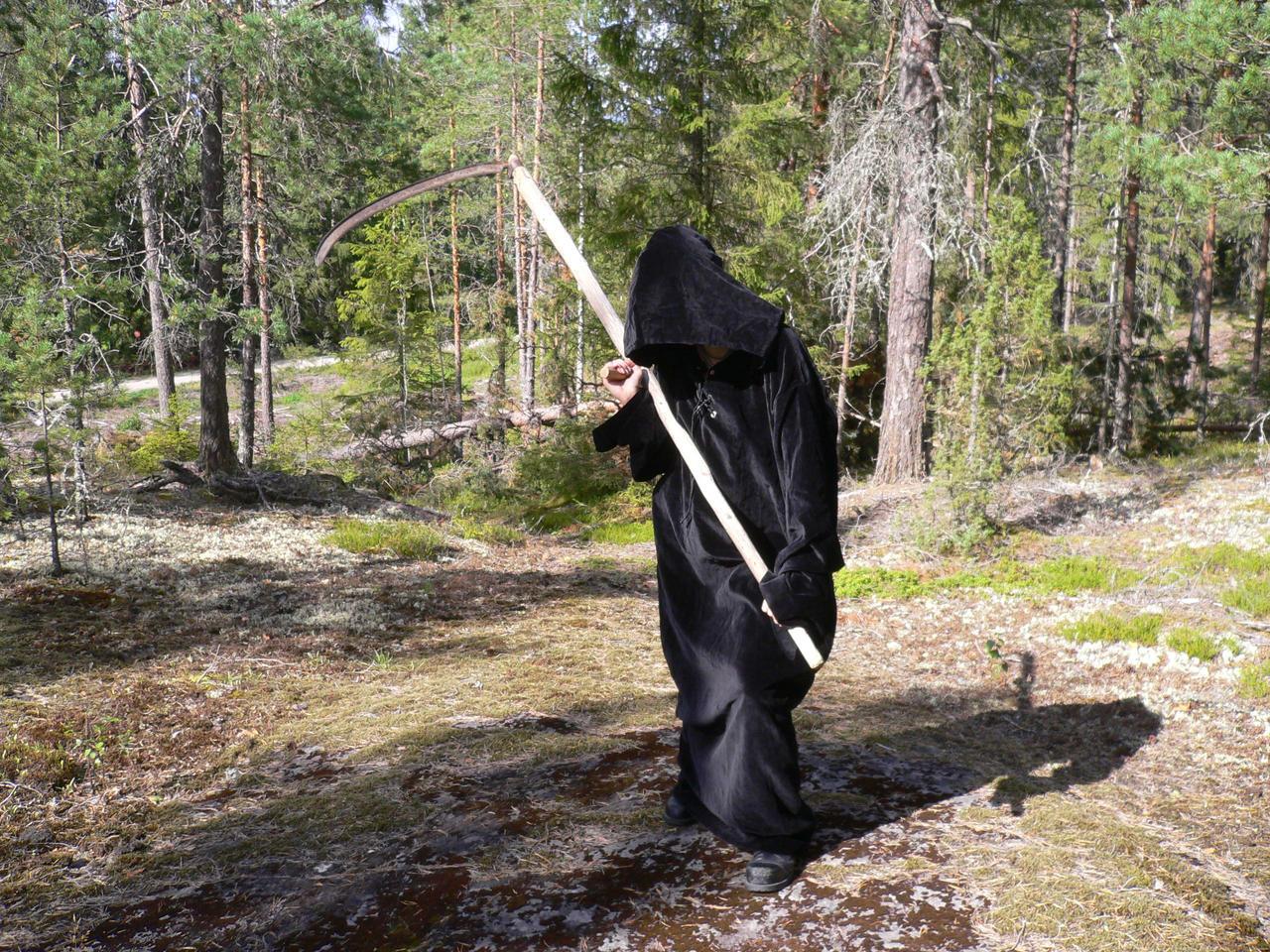 Velvet Reaper 004 by Ominous-Stock