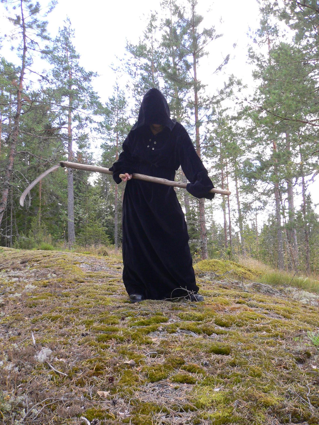 Velvet Reaper 018 by Ominous-Stock
