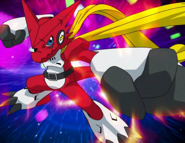 Shoutmon  by ShadowFuryTreader