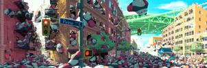 Pandamonium: UrbanBrawl (Revisited)