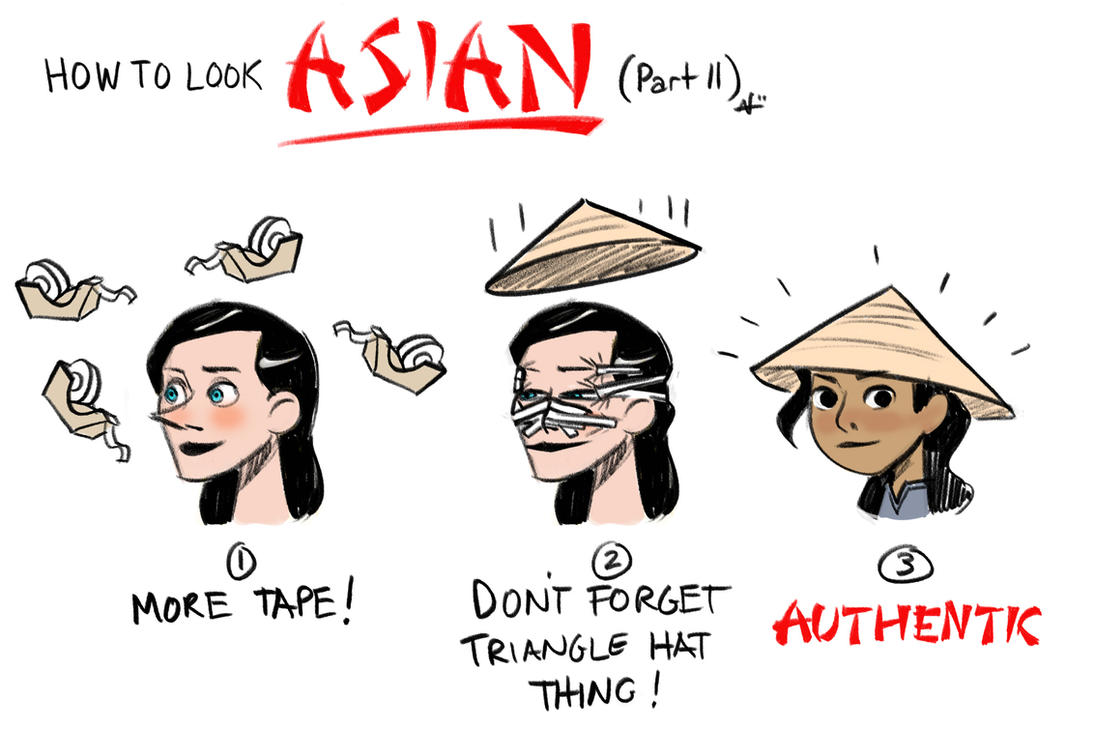 How To Not Look Asian 52
