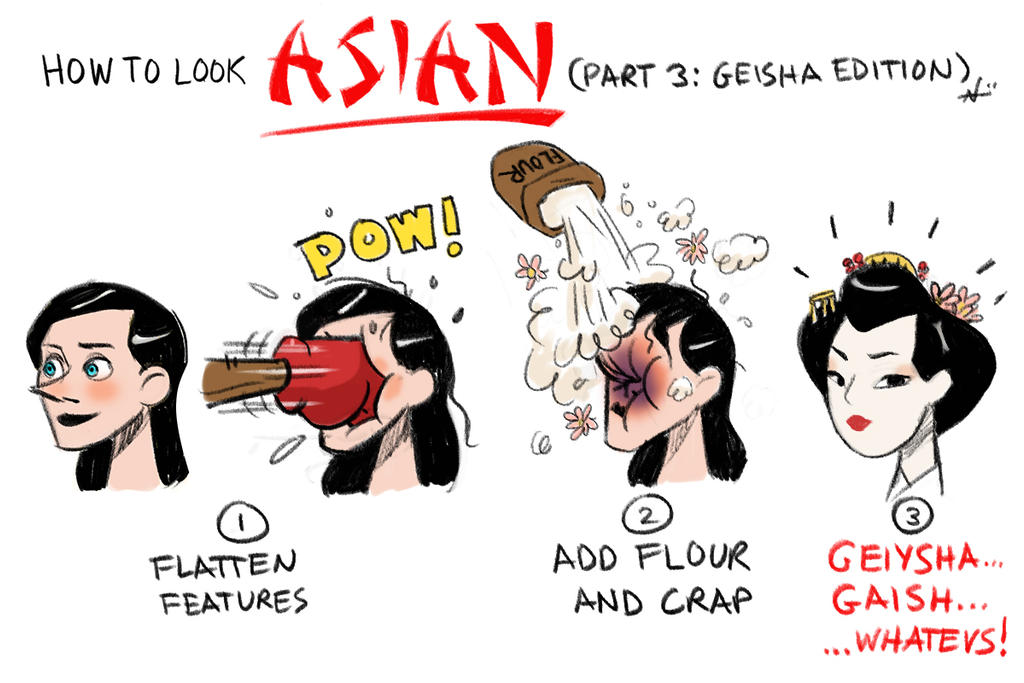 How To Look Like A Asian 7