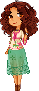.:APH:. Pixel Mexico by alpakami