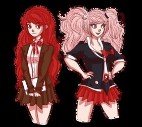 Despair Girls by ectonurites