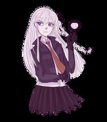 Kyouko Kirigiri by ectonurites