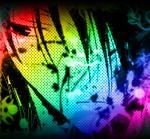Shito::Blood stained rainbow by ANBU-Kakashi