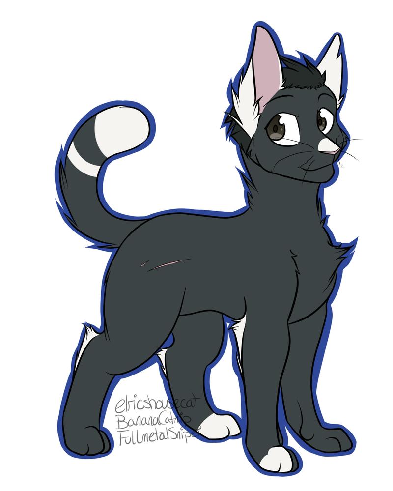 Warrior Cats Blackclaw